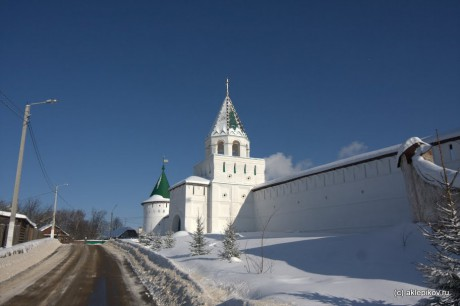 Кострома - Ипатьевский мужской монастырь